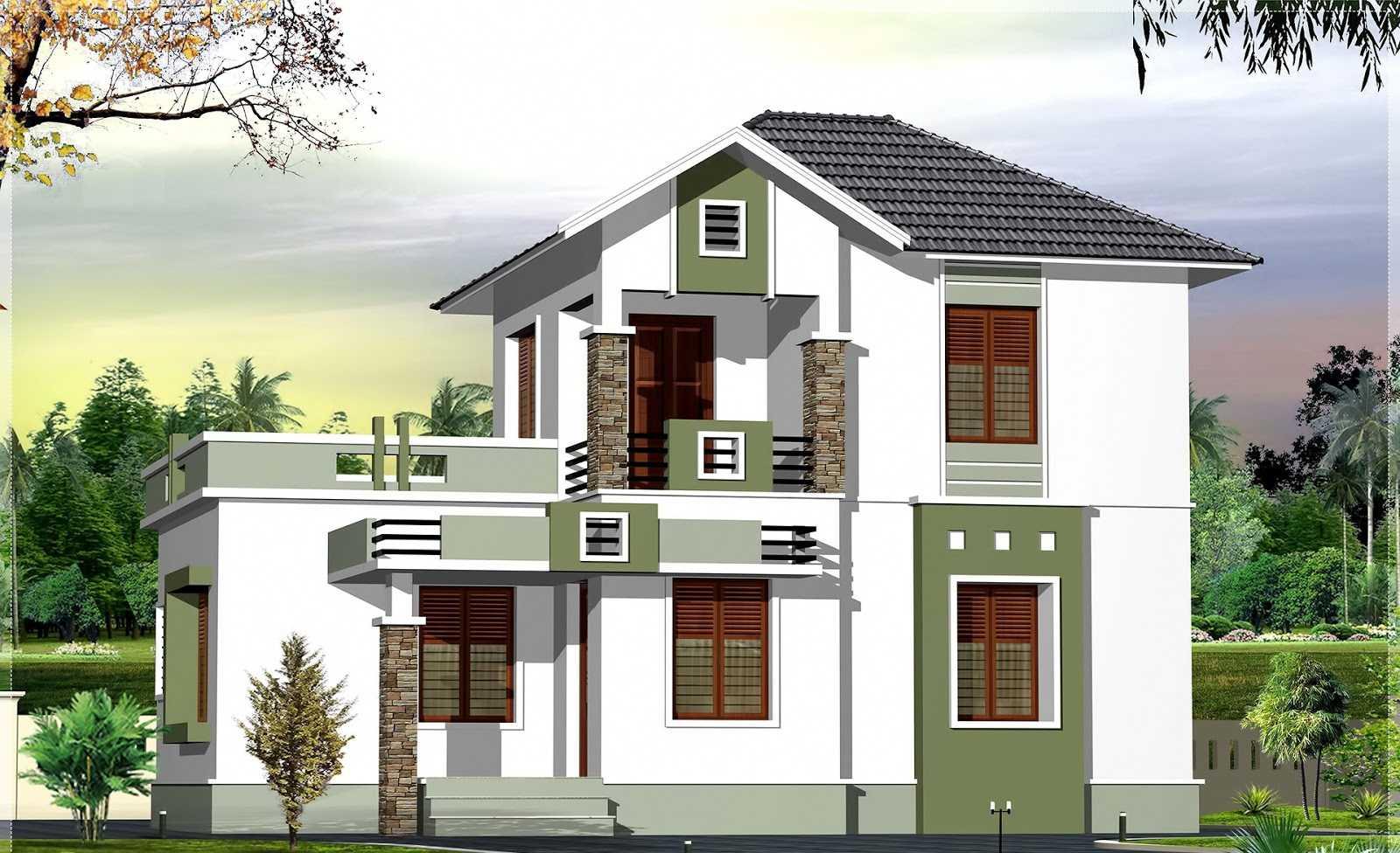 desain rumah kost yang terintegrasi | desain, gambar, foto tipe