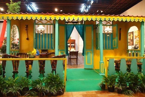 Struktur Rumah Adat Betawi Desain Gambar Foto Tipe Rumah Minimalis
