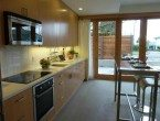 Foto Rumah Minimalis Dapur Hemat Energi Ramah Lingkungan