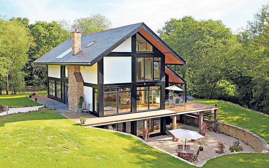 Konsep Desain Rumah Minimalis Eco Friendly Desain Gambar Foto Tipe Rumah Minimalis