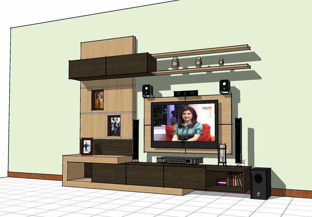 Rak TV Minimalis Modern | Desain, Gambar, Foto Tipe Rumah ...